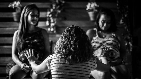 Chá de Bençãos: uma preparação para o parto