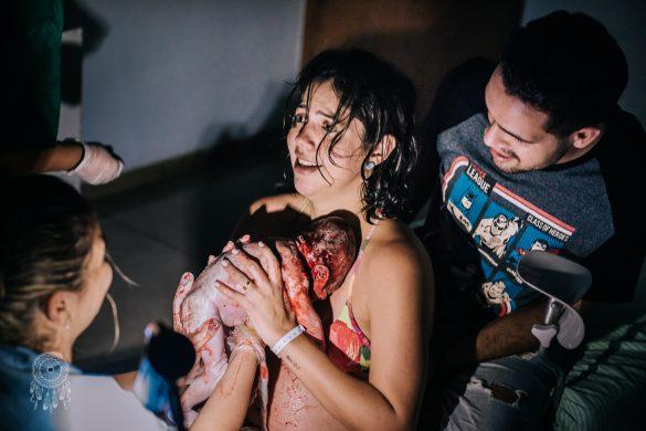 Nascimento do Bento   Parto Natural Humanizado Hospitalar
